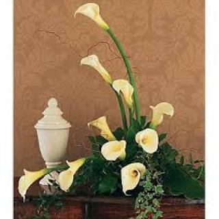 Precious Moments Urn Arrangement