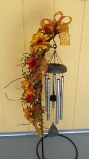 chimes with fall silks