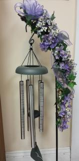 chime with purple silks