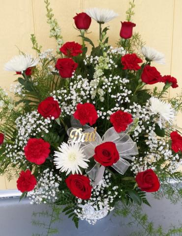 Red and White Memorial